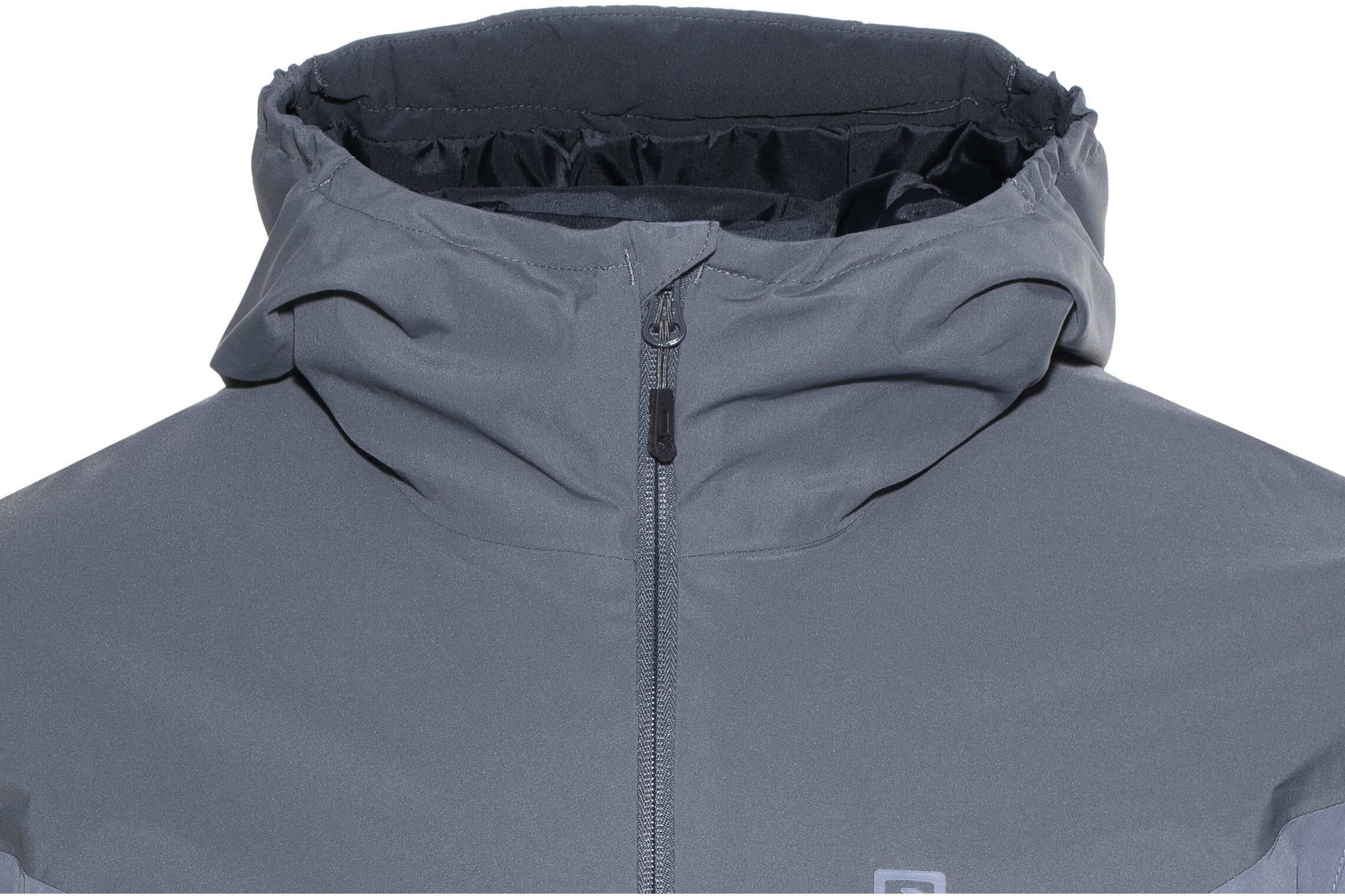 5449e685d Salomon Primary Jacket Men vintage indigo/ombre blue at Addnature.co.uk
